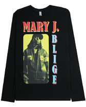 Mary J. Blige Official What's the 411? Remix L/S T-Shirt 90s