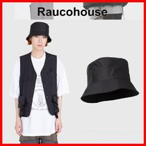 ☆韓国の人気☆【Raucohouse】☆NYLON FLOPPY BUCKET HAT☆