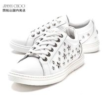 関税込国内発送★Jimmy Choo CASH OSX WHITE SILVER