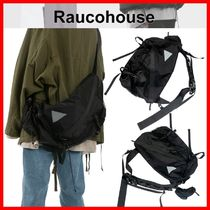 ☆韓国の人気☆【Raucohouse】☆GLOW MESSENGER BAG☆