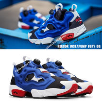 REEBOK★INSTAPUMP FURY OG★OG BLACK/ROYAL/WHITE/RED