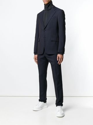 VERSACE スーツ 関税込◆pinstriped two-piece suit(5)