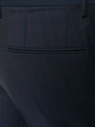 VERSACE スーツ 関税込◆pinstriped two-piece suit(7)