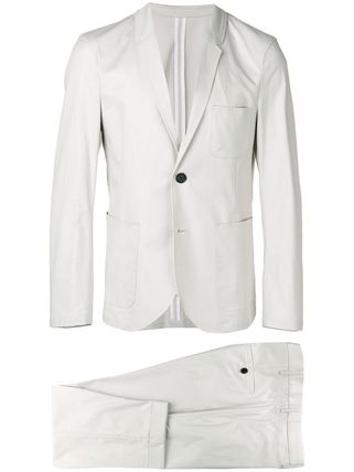 NeIL Barrett スーツ 関税込◆buttoned up formal suit(4)