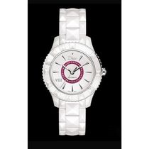 稀少 Dior(ディオール)  VIII White Dial Ceramic Ladies Watch