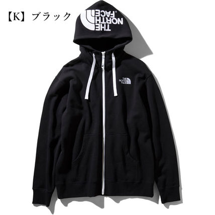 THE NORTH FACE パーカー・フーディ 【THE NORTH FACE】REARVIEW FULL ZIP リアビュー フルジップ(2)