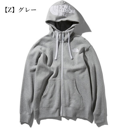 THE NORTH FACE パーカー・フーディ 【THE NORTH FACE】REARVIEW FULL ZIP リアビュー フルジップ(3)