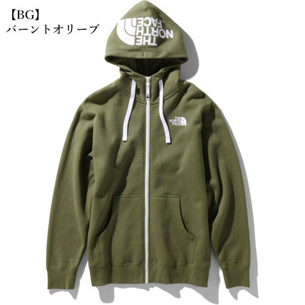 THE NORTH FACE パーカー・フーディ 【THE NORTH FACE】REARVIEW FULL ZIP リアビュー フルジップ(9)