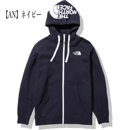 THE NORTH FACE パーカー・フーディ 【THE NORTH FACE】REARVIEW FULL ZIP リアビュー フルジップ(4)