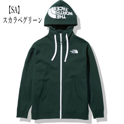 THE NORTH FACE パーカー・フーディ 【THE NORTH FACE】REARVIEW FULL ZIP リアビュー フルジップ(8)