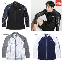 【新作】 THE NORTH FACE ★ M'S PROTECT RASHGUARD ZIP UP