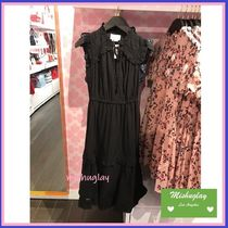 【kate spade】復刻★上品ドット♪swiss dot sleeveless dress★