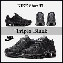 "Nike Shox TL ショックス.TL ""Triple Black"" BV1127-001 2019"