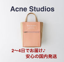 【Acne Studious】 Baker out スモールナイロントート