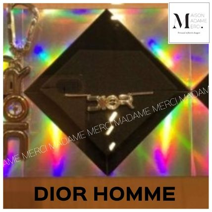 DIOR HOMME ネックレス・チョーカー 【DIOR HOMME】《DIOR AND SORAYAMA》ロゴ☆ネックレス◆追跡付!