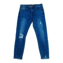 Bee Inspired::ウォッシュド スキニーJeans:36''[RESALE]
