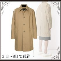 関税込◆button-up parka coat