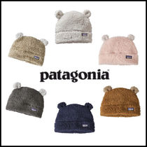 Patagonia★ふわふわ★可愛い耳付き★Baby Furry Friends Hat