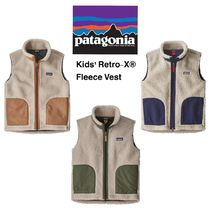 大人もOK!大人気!Patagonia Kids' Retro-X Fleece Jacket