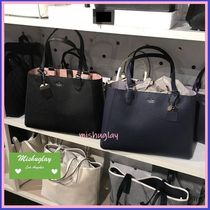 【kate spade】上品スタイル★A4収納可トート♪ carter tyler ★