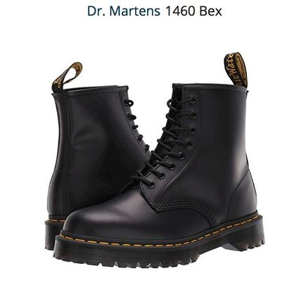 【Dr Martens】1460 Bex 8ホールレースアップブーツ