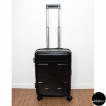 Off-White(オフホワイト) スーツケース 関税込OffWhite QUOTE LUGGAGE ポリカーボネートスーツケース