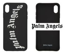 Palm Angels★iPhone X/XS★Black&White★アイフォンケース