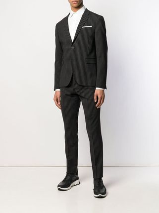 NeIL Barrett スーツ 関税込◆pinstriped two-piece formal suit(5)