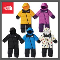 *THE NORTH FACE*超防寒 ダウン INFANT NUPTSE ONE-PIECE