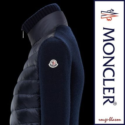 MONCLER アウターその他 【国内発送】MONCLER Lined jumper キルティングジャンパー(3)
