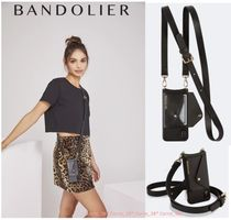 【NEW】Bandolier*Hailey Side Slot*iPhone X/XS,XR,XS Max*3色