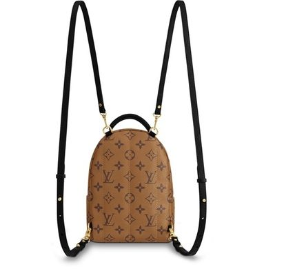 Louis Vuitton バックパック・リュック 直営店 ルイヴィトン パームスプリングス バックパック MINI PALM SPRINGS(5)