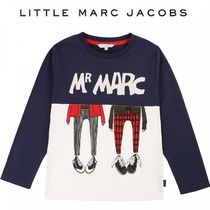 Little Marc Jacobs・ロングTシャツ・mr.marc(2-12Y)2019AW