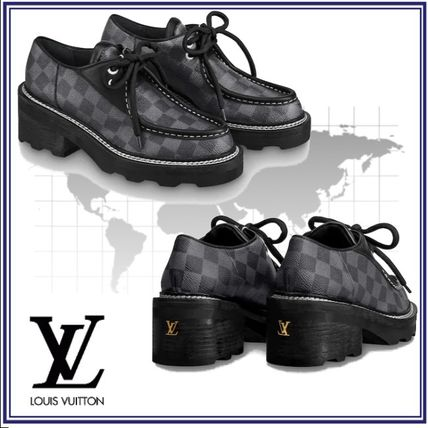 Louis Vuitton シューズ・サンダルその他 2020AW★ルイヴィトン★LV★DERBY LV BEAUBOURG A PLATEFORME