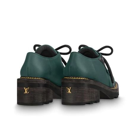 Louis Vuitton シューズ・サンダルその他 2020AW★ルイヴィトン★LV★DERBY LV BEAUBOURG A PLATEFORME(7)