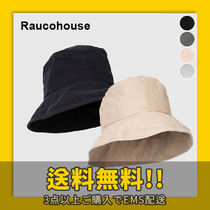 ★Raucohouse★ EASY COTTON BUCKET HAT