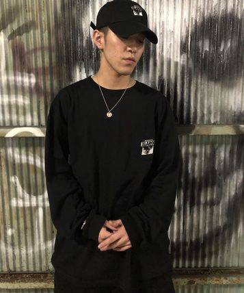 X-Large Tシャツ・カットソー 限定 記念 Tシャツ XLARGE L/S TEE NAGOYA 8th ANNIV ブラック(3)