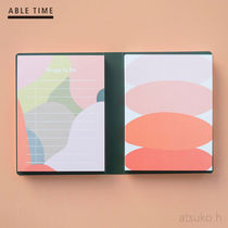 ABLE TIME★メモパッド デュアル(グーバー) /追跡送料込