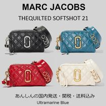 MARC JACOBS【国内発送】THE QUILTED SOFTSHOT 21☆