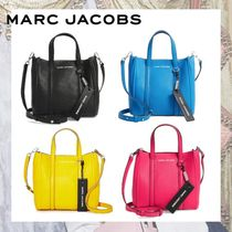 【MARC JACOBS】The Tag Tote 21 タグ ミニ トートバッグ 4色