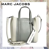 【MARC JACOBS】 Tag Tote 21 タグ カラーブロック ミニトート