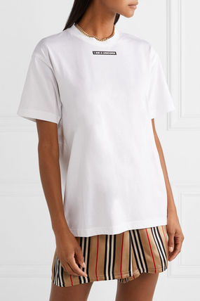 Burberry Tシャツ・カットソー ★関税負担★BURBERRY★OVERSIZED JERSEY T-SHIRT(3)