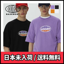 ona(オーエヌエー) Tシャツ・カットソー 【ONA】BASEMENT LOGO SHORT SLEEVE T-SHIRTS