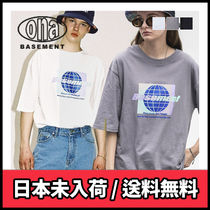 ona(オーエヌエー) Tシャツ・カットソー 【ONA】FANCY BASEMENT SHORT SLEEVE T-SHIRTS