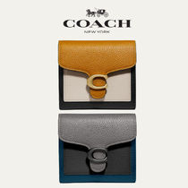 COACH【国内発送・関税込】Tabby Small Wallet In Colorblock