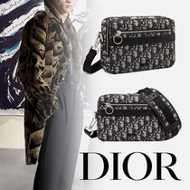 ☆Dior☆DIOR OBLIQUE SAFARI☆ストラップバック☆