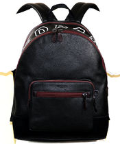 COACH☆WEST BACKPACK WITH GOTHIC COACH SCRIPT