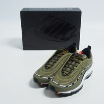 NIKE::AIR MAX 97 UNDEFEATED OLIVE:26.5[RESALE]