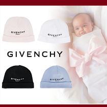 【GIVENCHY】綿100%ビーニー2色セット 1m-2y