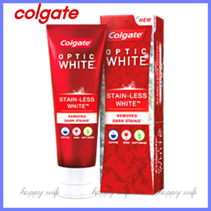 Colgate 歯磨き粉 【Colgate】OPTIC WHITE Stain-Less White★3本セット★(2)